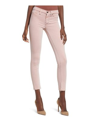 HUDSON tally ankle skinny jeans