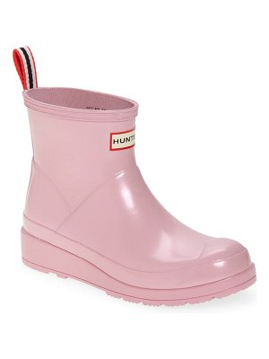 Hunter original short nebula play rain boot