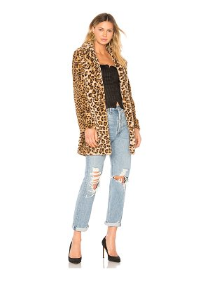 I.AM.GIA Sahara Faux Fur Coat