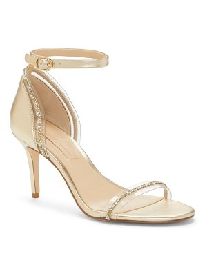 Imagine by Vince Camuto phillipa crystal embellished clear sandal