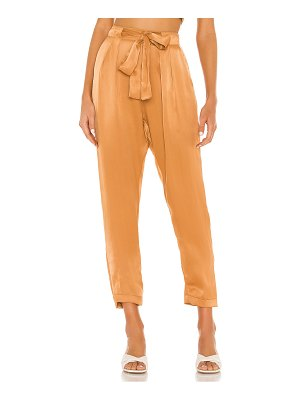 Indah agent tapered pocket trouser