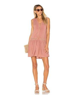 Indah Moonbeam Mini Dress