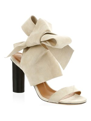 IRO ditto bow sandals