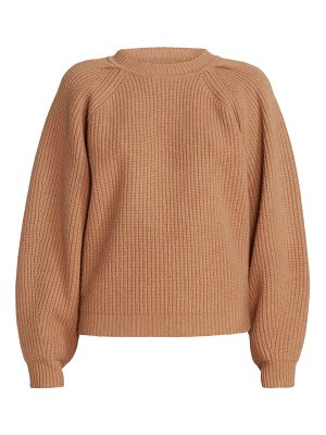 Isabel Marant billie wool & cashmere knit sweater