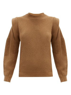 Isabel Marant bolton wool and cashmere-blend sweater