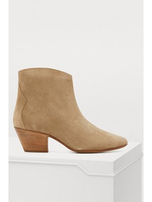 Isabel Marant Dacken heeled booties