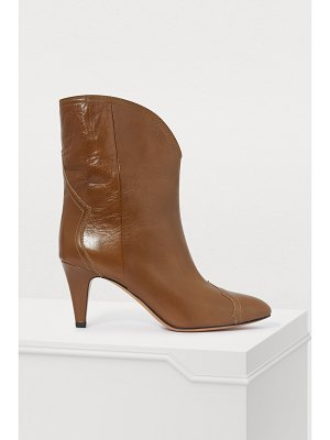 Isabel Marant Dythey heeled ankle boots