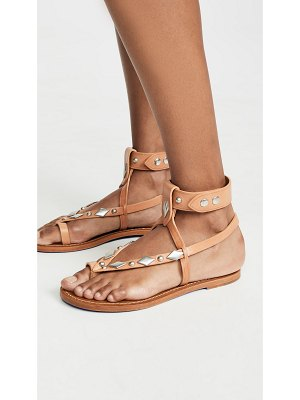 Isabel Marant enga toe ring sandals