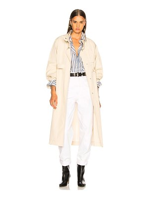 Isabel Marant jaci trench coat
