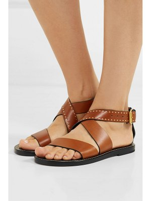 Isabel Marant juzee studded leather sandals