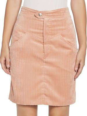 Isabel Marant marsh corduroy pencil skirt