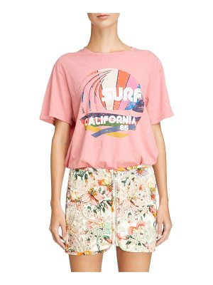 ISABEL MARANT Surf California Tee