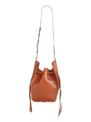 Isabel Marant taj leather bucket bag