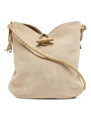Isabel Marant tyag braided-strap suede shoulder bag