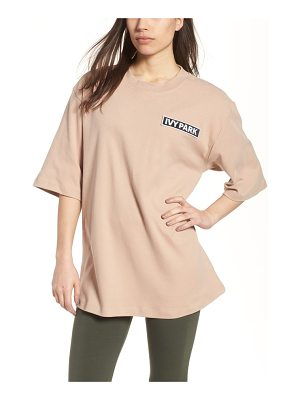 IVY PARK Flag Badge Tee