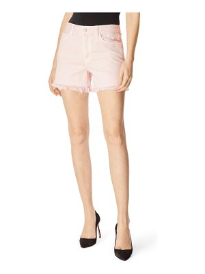 J Brand gracie high waist cutoff shorts