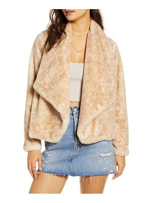 Jack by bb dakota faux fur et