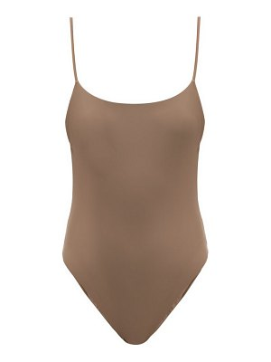 JADE Swim trophy scoop back swimsuit