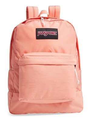 Jansport black label superbreak 15-inch laptop backpack
