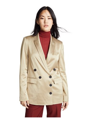 Jason Wu Grey gold shine suiting jacket