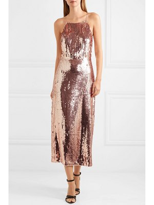 Jason Wu open-back sequined georgette midi dress
