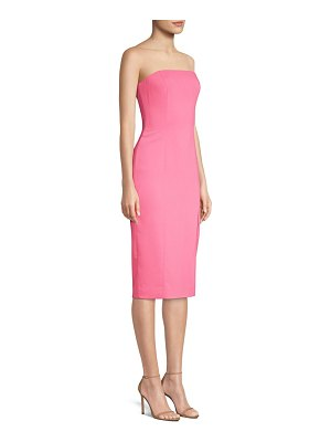 Jay Godfrey thompson strapless cocktail dress
