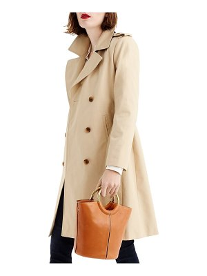 J.Crew 2011 icon trench coat