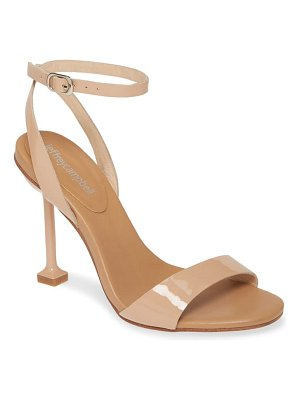 Jeffrey Campbell angelic ankle strap sandal