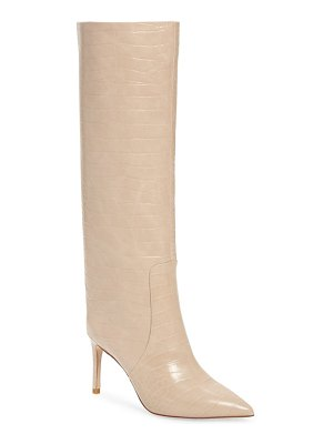 Jeffrey Campbell arsen pointed toe knee high boot