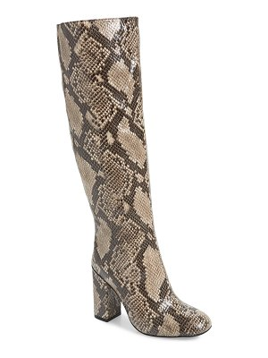 Jeffrey Campbell bandera knee high boot