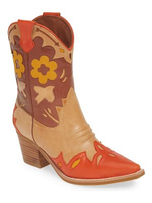 Jeffrey Campbell looney western boot