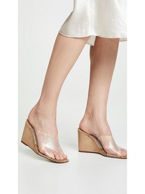 Jeffrey Campbell mystical wedge slides