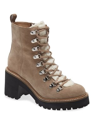 Jeffrey Campbell owhat lace-up boot