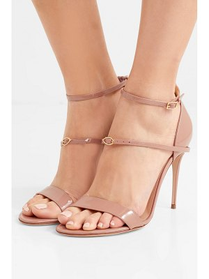 Jennifer Chamandi rolando patent-leather sandals