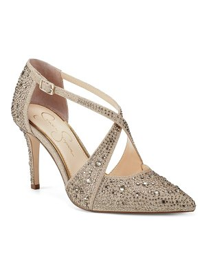 Jessica Simpson accile pointed toe pump