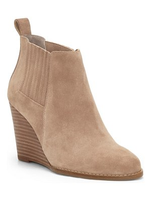 Jessica Simpson carolyn wedge bootie