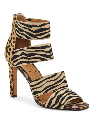 Jessica Simpson cerina genuine calf hair sandal