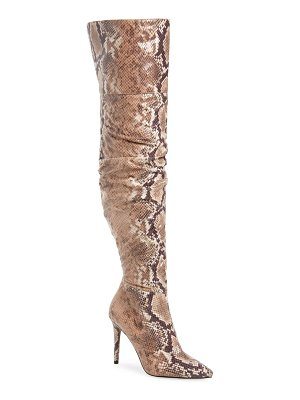 Jessica Simpson ladee over the knee boot