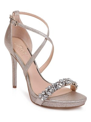 JEWEL BADGLEY MISCHKA dany strappy sandal