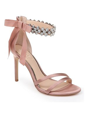 JEWEL BADGLEY MISCHKA debra ankle strap sandal