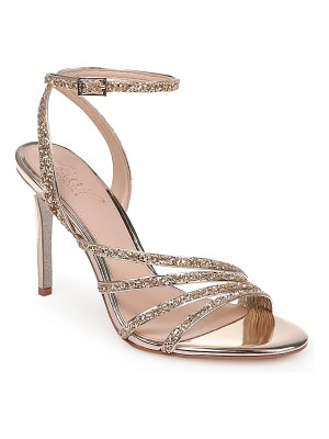 JEWEL BADGLEY MISCHKA desiree glitter sandal