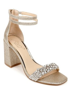 JEWEL BADGLEY MISCHKA natala ankle strap sandal