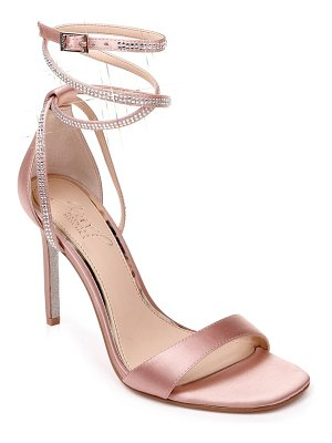 JEWEL BADGLEY MISCHKA shaylee crystal embellished sandal