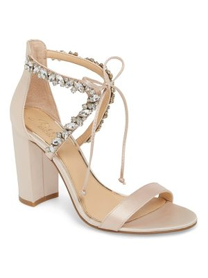 JEWEL BADGLEY MISCHKA thamar embellished sandal