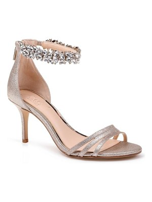 JEWEL BADGLEY MISCHKA zamora ankle strap sandal