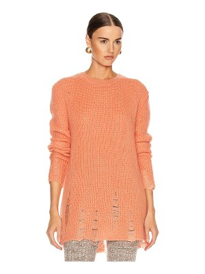 Jil Sander long sleeve sweater