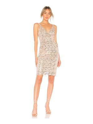 Jill Jill Stuart Sequin Midi Dress