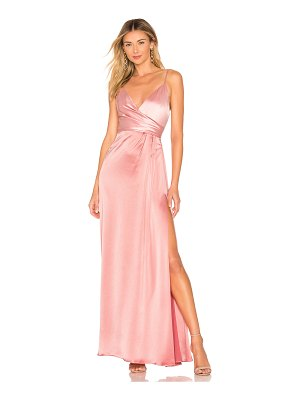 Jill Jill Stuart Side Draped Gown