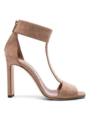 JIMMY CHOO Bethel 100mm Suede Heel