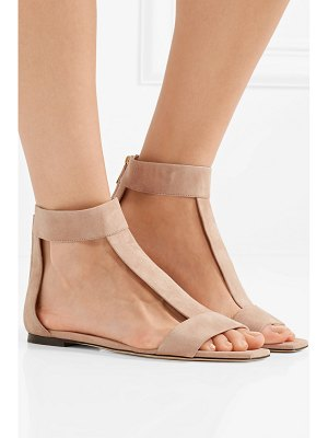 Jimmy Choo bethel suede sandals